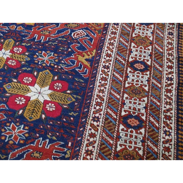 Early 20th Century Daghestan or Shirvan Rug For Sale - Image 5 of 10
