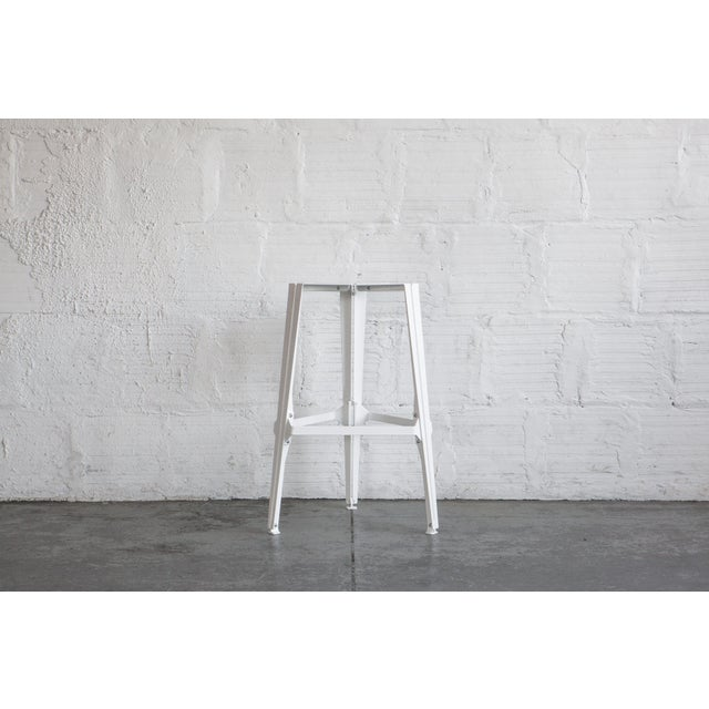 "Mid-Century Modern ""Trillium"" Stool by Spencer Staley For Sale - Image 3 of 7"