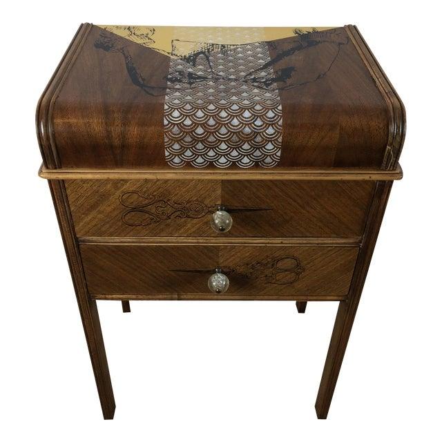 Vintage Sewing Cabinet - Vintage Sewing Cabinet Chairish