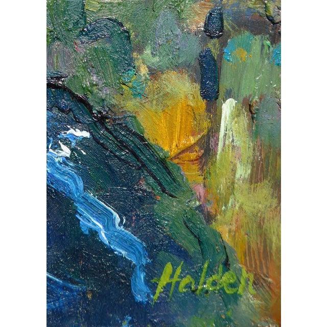 Seaside, After Van Gogh Painting - Image 3 of 6