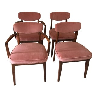 Jack Cartwright for Founders Dining Chairs - Set of 4 For Sale