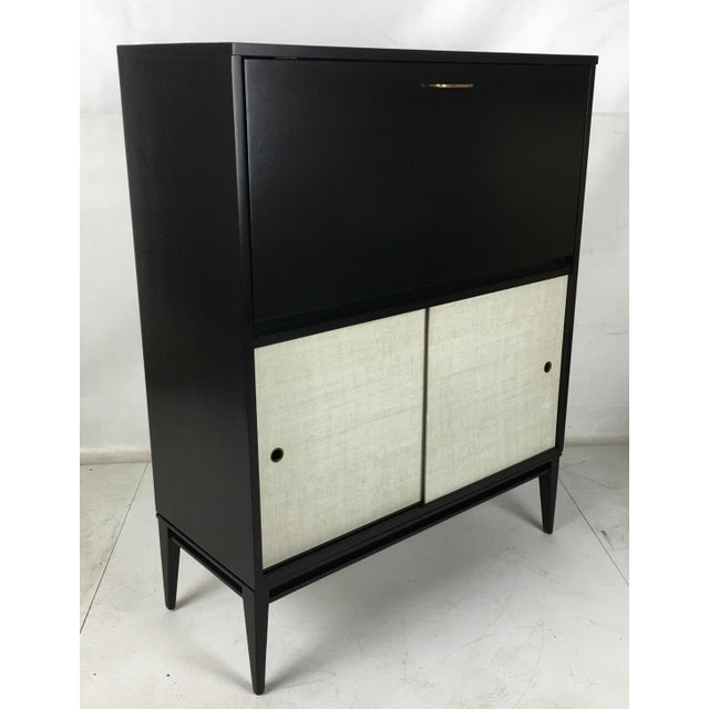 1950s Paul McCobb Planner Group Secretaire For Sale - Image 5 of 9