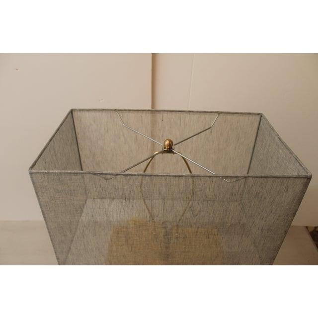 Jade Table Lamp - Image 6 of 6