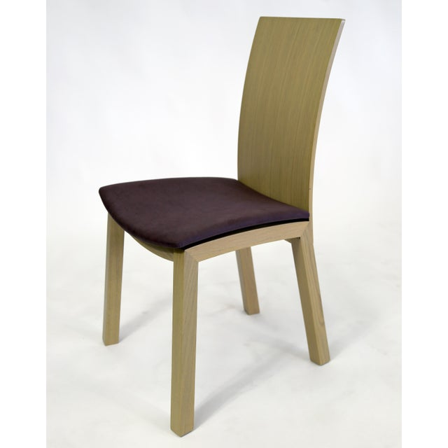 Memphis Group Idealsedia Italian Made Post Modern Side Chairs - a Pair For Sale - Image 4 of 13