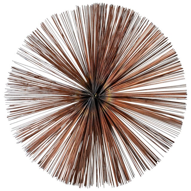 Starburst Wall Sculpture For Sale In Chicago - Image 6 of 6