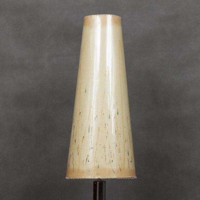 Mid-Century Modern Tripod Rocket Lamp For Sale - Image 3 of 7