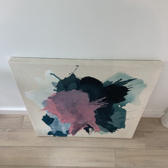 Contemporary Abstract Acrylic Painting by Ross Severson For Sale In Milwaukee - Image 6 of 9