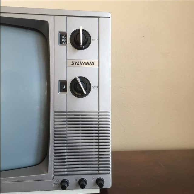 1985 Sylvania Television - Image 4 of 11