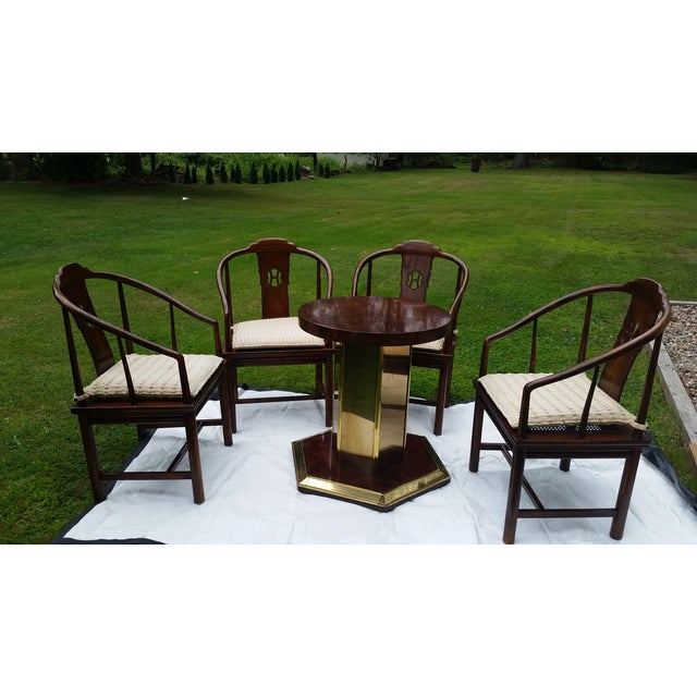 Dining Set Table Chair - Image 2 of 8