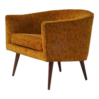 Milo Baughman- Lounge Chair