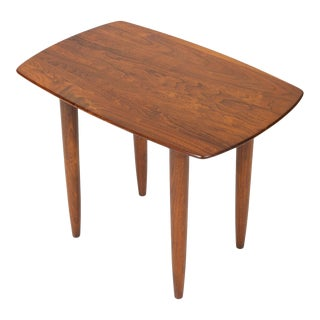 "California Modern ""Prelude"" Oblong Side Table by Ace-Hi For Sale"