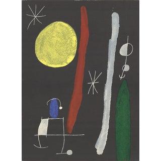 Joan Miro, Sans Titre, 1967, Lithograph For Sale