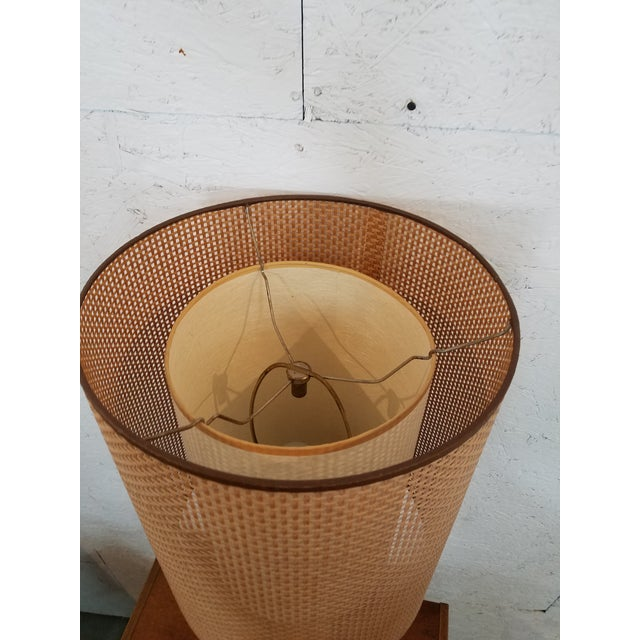 Hans Wegner Hans Wegner Wood Strip Lamps - A Pair For Sale - Image 4 of 5