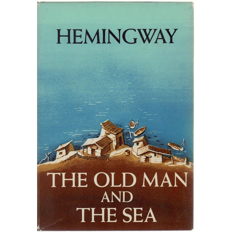 """destiny in the novel the old man and the sea by ernest hemingway """"the old man and the sea"""" is a novel written by ernest hemingway (1899-1961) and published in 1952 it was the last novel hemingway wrote during his lifetime his subsequent novels were published posthumously it is considered one of his four best novels, along with """"a farewell to arms,"""" """"the sun also rises,"""" and """"for whom the bell tolls."""