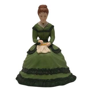 "Little Women ""Meg"" Porcelain Figurine For Sale"