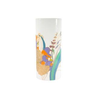 Vintage Wolf Bauer Rosenthal Germany Studio-Linie Porcelain Vase For Sale