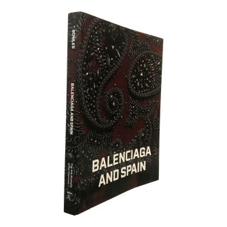 """Balenciaga and Spain"" 2011 Exhibition Book"