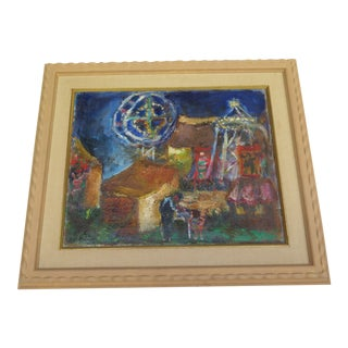 """carnival"" by Famous Artist Frances Lieberman For Sale"