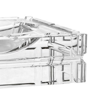 Crystal Ashtray by Eichholtz Nestor Preview