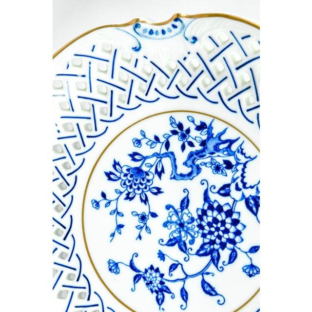 4 Piece Set of Porcelain Tableware For Sale - Image 10 of 13