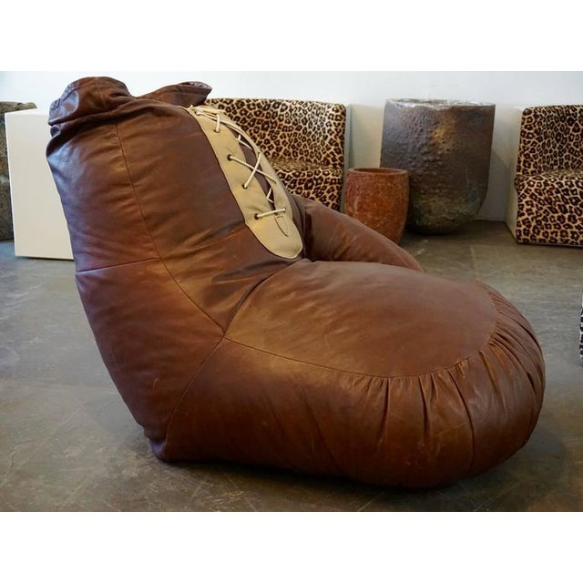De Sede Boxing Glove Chair For Sale - Image 9 of 9