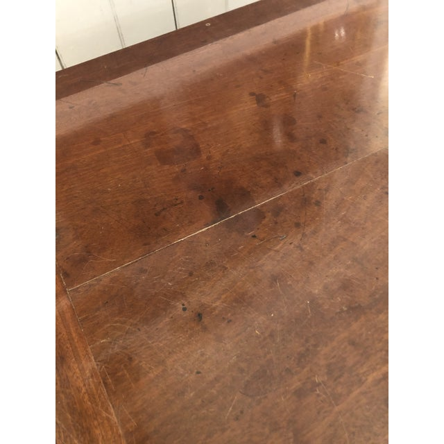 Wood Rare 19th Century Mahogany Mechanical Architect's Desk For Sale - Image 7 of 13