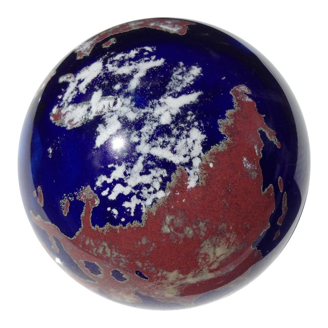 World Sphere With Acrylic Stand - Image 1 of 7
