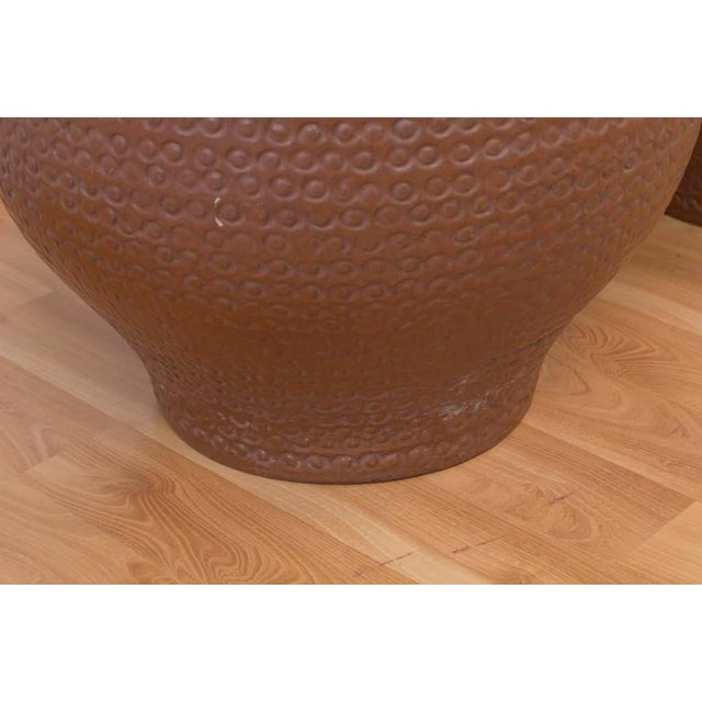 Clay David Cressey for Architectural Pottery Cheerio Planter For Sale - Image 7 of 7
