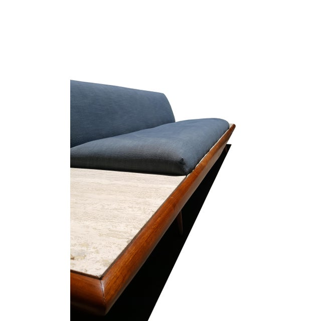 Craft Associates Mid-Century Adrian Pearsall Platform Sofa by Craft Associates For Sale - Image 4 of 7