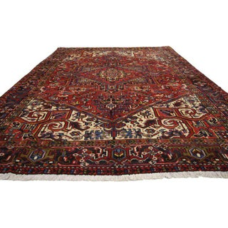 20th Century Persian Heriz Rug - 7′7″ × 9′11″ Preview