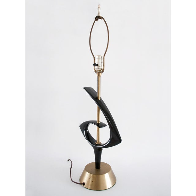 Rembrant Black Atomic Lamps - A Pair - Image 5 of 11