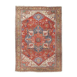 Serapi (Heriz) Carpet For Sale