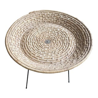 Sebastian Matta Artimeta Magazine Basket For Sale