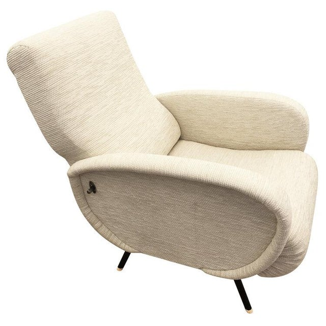Marco Zanuso Mid-Century Recliner For Sale - Image 4 of 7