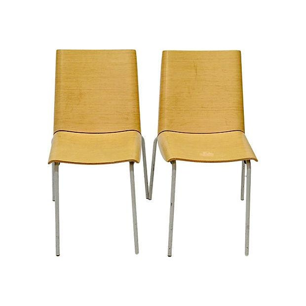 Mid-Century Modern Chairs - Set of 6 - Image 3 of 9