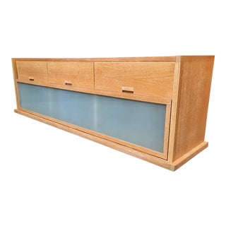 20th Century Modern Antonio Citterio Incipit Maxalto Credenza For Sale