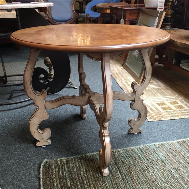 Sanctuary Lamp Table by Hooker Furniture - Image 9 of 9
