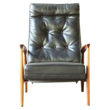Milo Baughman for James Inc Lounge Chair - Image 1 of 9