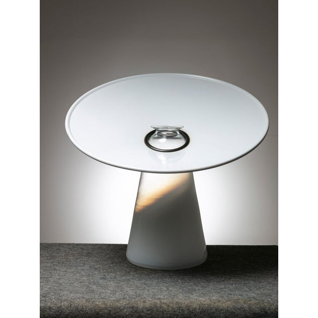 "Modern ""Alfiere"" Table Lamp by De Pas, Lomazzi and d'Urbino for Stilnovo For Sale - Image 3 of 5"