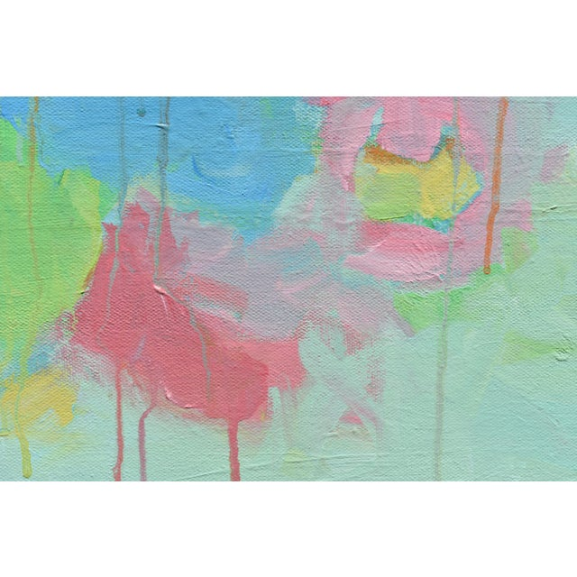 """Modern """"Bouquet- Out of Many, One"""" Abstract Painting by Stephen Remick For Sale In Providence - Image 6 of 13"""