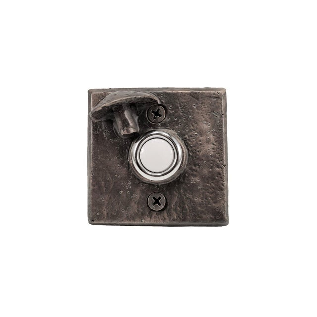 Cabin Square Toadstool Doorbell For Sale - Image 3 of 4