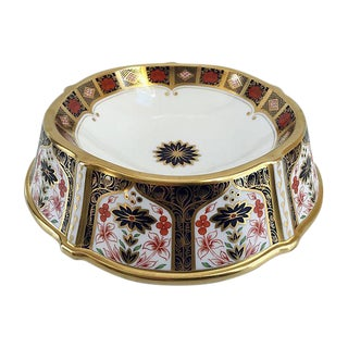 Royal Crown Derby Dog Bowl For Sale