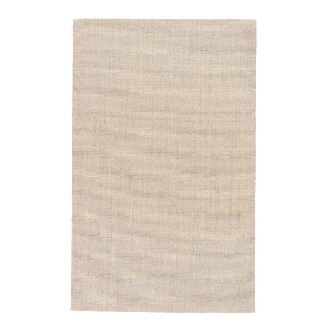 Jaipur Living Daytona Natural Beige Area Rug - 9′6″ × 13′6″ For Sale In Atlanta - Image 6 of 6