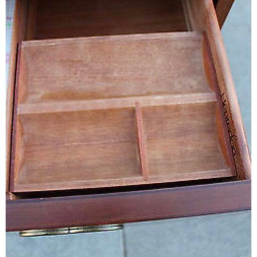 Asian Vintage Michael Taylor for Henredon Ming Base Dresser For Sale - Image 3 of 9