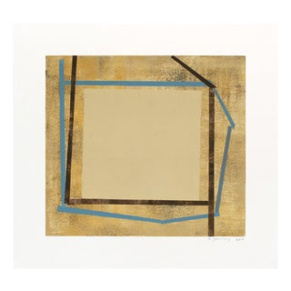 "Elizabeth Gourlay ""Blue Bistro Ash 1"", Print For Sale"