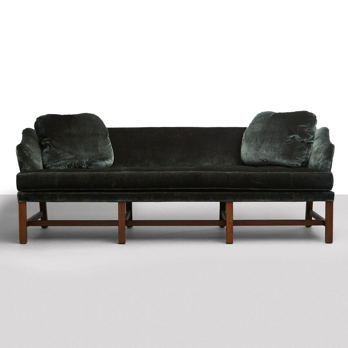 Edward Wormley Sofa   Image 9 Of 9