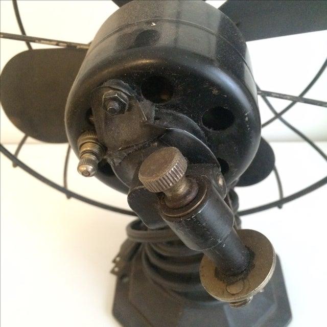 Vintage Industrial Viking Fan - Image 4 of 4