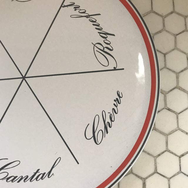 Vintage Waechersbach French Cheese Plate Fromage Dome For Sale In Los Angeles - Image 6 of 13