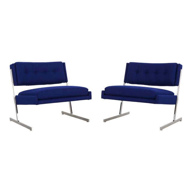Harvey Probber Lounge Chairs For Sale
