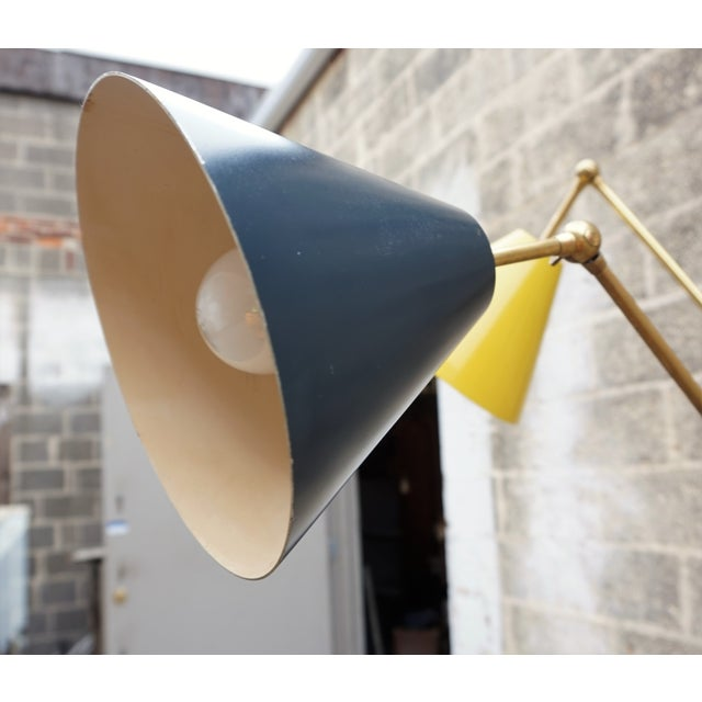 Angelo Lelli for Arredoluce Triennale Floor Lamp For Sale In New York - Image 6 of 11